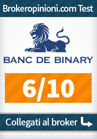 Bank de binary truffa